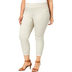 STYLE & CO. COMFORT WAIST TUMMY CONTROL ANKLE PANT